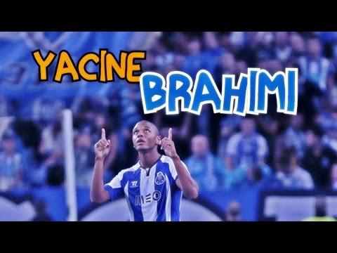 Yacine Brahimi 8 | FcPorto New Star | Algeria |