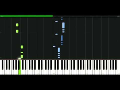 Destinys Child - Nasty Girl [Piano Tutorial] Synthesia | Passkeypiano