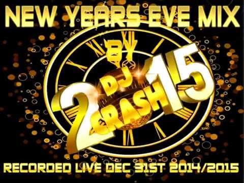DJ CRASH 2015 NEW YEARS EVE HIP HOP R&B MIX