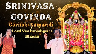 Srinivasa Govinda Sri Venkatesha Govinda (Original Song) - Aks & Lakshmi