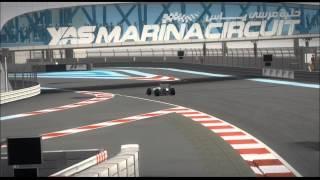F1 2012 ヤス・マリーナ・サーキット アブダビGP