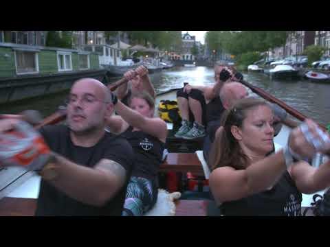 Social Flash | Welkom op het water | Sloeproeien door Amsterdam - 12 sep 17 - 09:12