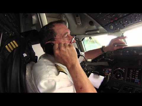 AirTran Airways Captain Plays Harmonica on his Retirement Flight