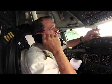 AirTran Airways Captain Plays Harmonica On His Retirement Flight