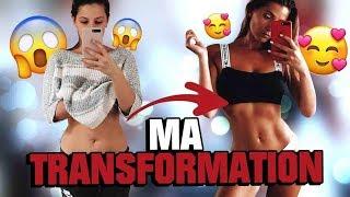 MA TRANSFORMATION 💪🏼