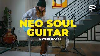 Neo Soul guitar Kazuki Isogai with Ibanez AZ2204
