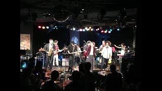 2017年10月14日に目黒のBLUES ALLEY JAPANで行われた「きんどー&やまた...