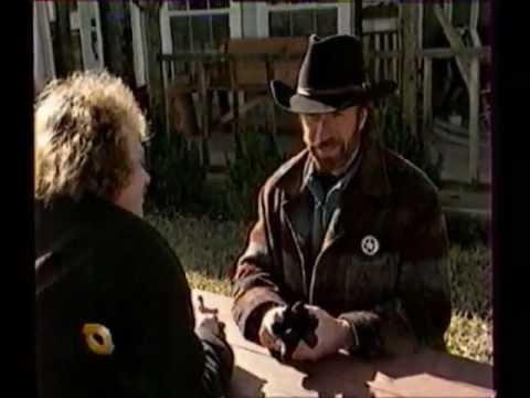 Chuck Norris - Russian TV Interview | Чак Норрис - Интервью | 1998