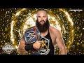 "WWE: ""I Am Stronger V2"" (Train Intro) Braun Strowman 3rd Theme Song"