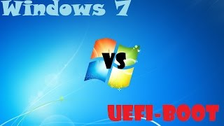 Windows 7 + UEFI Boot \x3d ? Keajaiban atau Kebetulankah atau Keanehan ?
