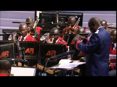 Angola National Band at  BOUNDLESS 2015 SALVATION ARMY