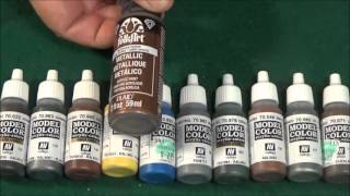 Painting 101 remastered..... It's all about the paint!!!!!