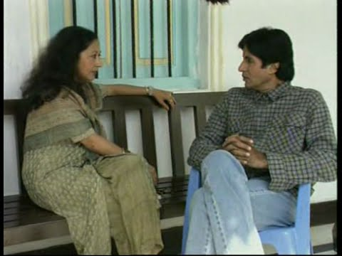 Interview with Amitabh Bachchan