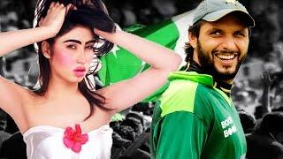 Pakistani Model Qandeel Baloch To Go NUDE If Pakistan Beats India | T20 World Cup 2016