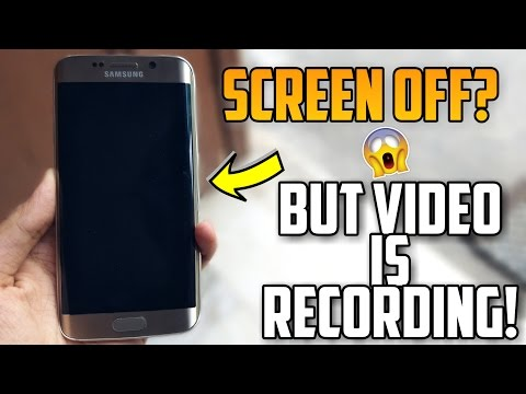 How To SECRETLY Record Videos On Your Phone [SCREEN OFF] 😱