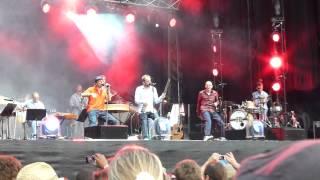 Die Fantastischen Vier - Pipis und Popos (Unplugged) - live @ Zurich Openair 26.8.2012