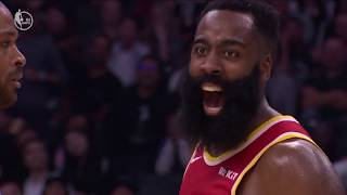 Best of James Harden | 4-Point Plays | Houston Rockets