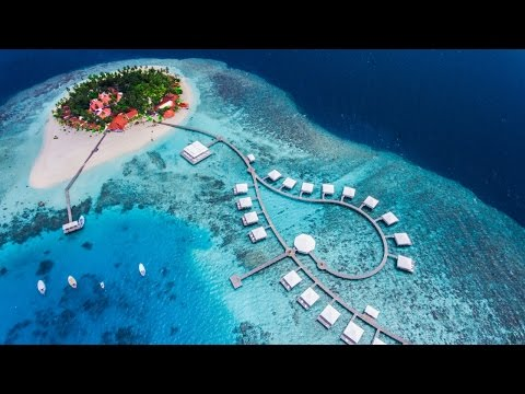 Maldives drone  phantom dji footage in 4K by Mario