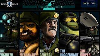 STRIKE FORCE HEROES 2 Walkthrough