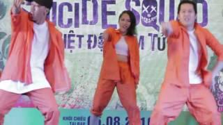 BIỆT ĐỘI CẢM TỬ - FAN OFFLINE - PREMIERE tại Việt Nam