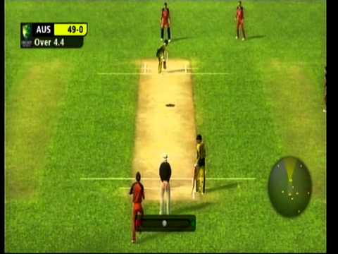 Wii - Ashes Cricket 2009