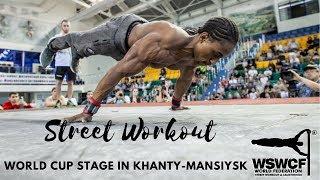 Street Workout World Cup stage in Khanty-Mansiysk 2016