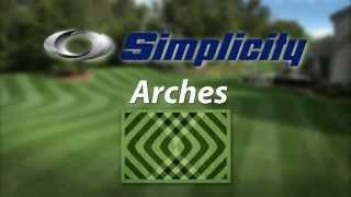 Lawn Striping How To: The Arch Pattern