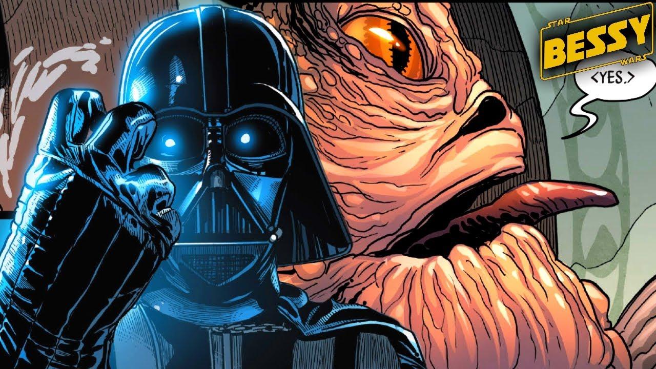 Darth Vader Canon Vs Ares Dceu: Why Darth Vader Force Choked Jabba(Canon)