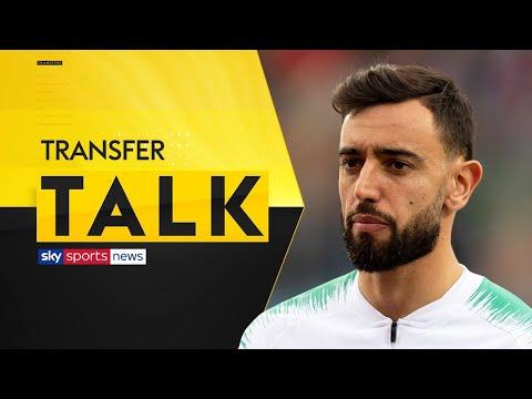 Man United In Talks To Seal Bruno Fernandes Transfer! | Transfer Talk