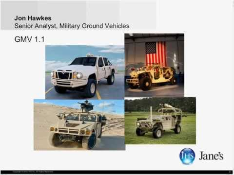IHS Jane's Intel Briefing: AUSA 2012 - Insights and Takeaways
