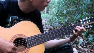 When Mountains Fall - Stratovarius guitar cover
