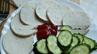 Колбаса в кружке домашняя варёная рецепт