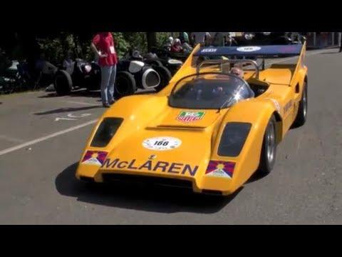 mclaren m8d can-am sound - youtube