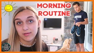 LAST DAY OF SCHOOL MORNING ROUTINE!