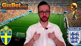Швеция Англия (ставки на спорт) прогноз на футбол Чемпионата Мира 2018