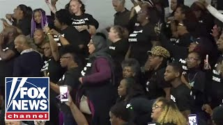 School choice advocates derail Warren rally in Atlanta