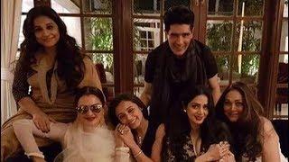 Manish Malhotra's star glittering party :Sridevi I Aishwarya Rai | Rekha | Rani Mukerji