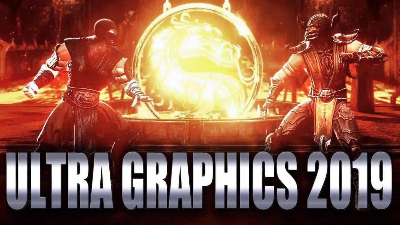Mortal Kombat 9 - Ultra Graphics Mod by FIGHTNOW! | Test