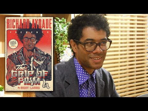 Richard Ayoade: The Waterstones Interview