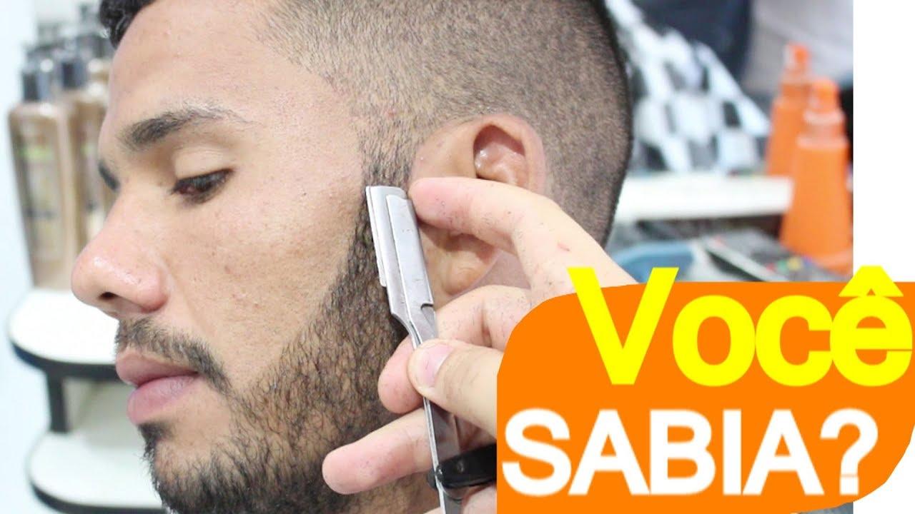 5e07b8c24 Corte De Cabelo Fácil Com Máquina 1 Um e Tesoura com Mechas/Curso de  Barbeiro 2018