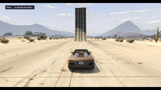 Gta 5: Content Creator Tips, Lesson 1: How To Build Ramps, Kicker Ramps And Mega Ramps