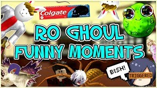 Ro-Ghoul - Funny Moments !