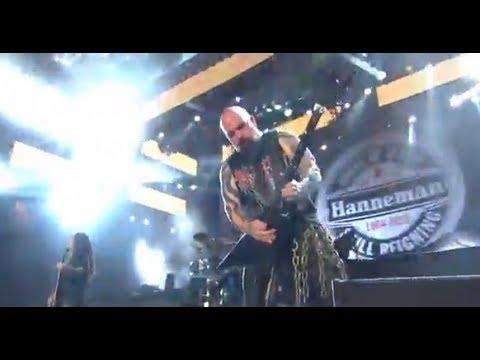 dates leak for European leg of Slayer's farewell tour - Europe The Seige video debuts!