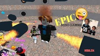 I minigiochi epici di Jay &ay si sono assunti in Roblox aggiornare