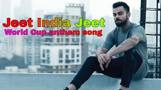 #Icc.#CWC19: World Cup 2019 Song |Jeet India Jeet official ICC World Cup Song Ft.