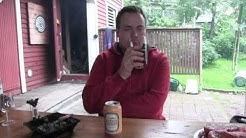 Juomatestissä: Brändy long drink ja Sandels olut