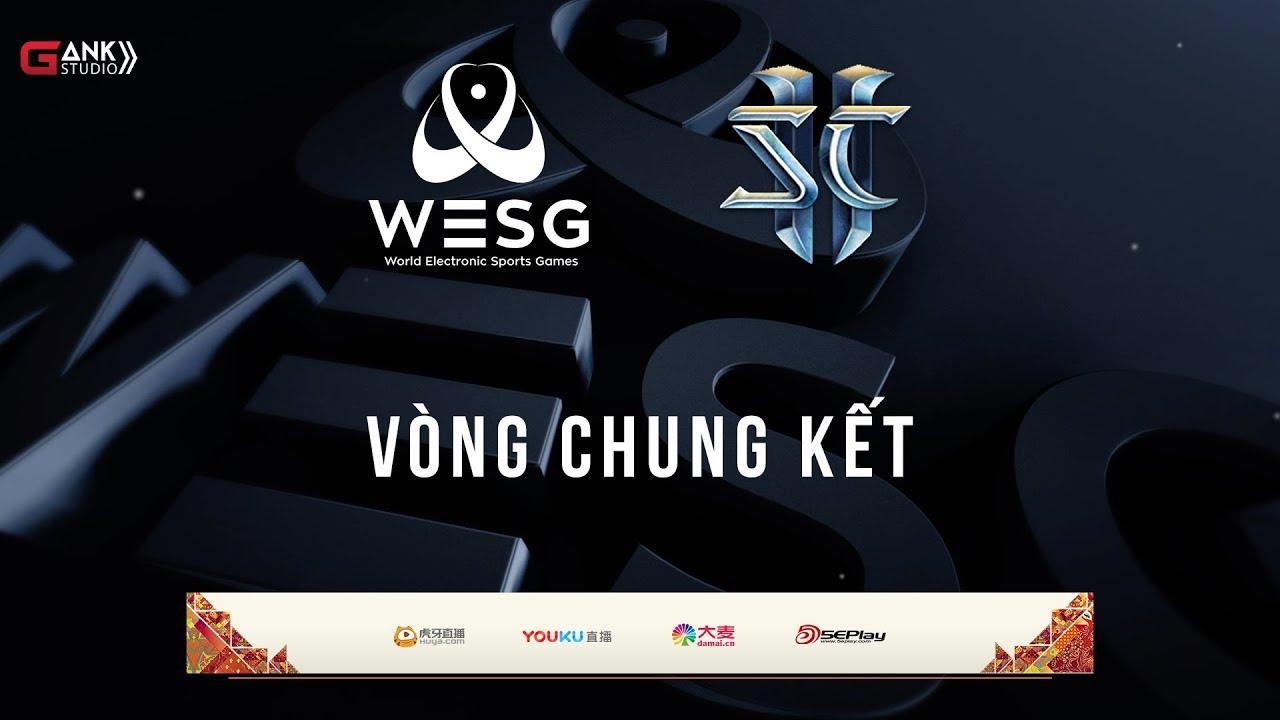 [CHUNG KẾT] WESG LAN FINAL – STARCRAFT2