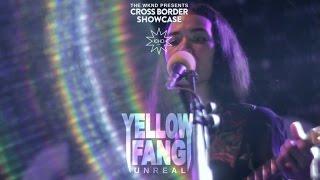 Yellow Fang | Unreal | (Live in Cross Border Showcase x GEGO Music Festival, Johor Baru 2014)