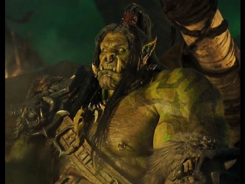 Warcraft Movie - Grommash Hellscream, Chieftain of the Warsong Clan