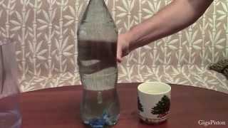 Что будет, если опустить пипетку в бутылку с водой???(Смотрите видео как стать партнером на YouTube: http://youtu.be/jV0bSpinCwI Для проведения данного опыта на понадобятся:..., 2013-07-31T05:18:08.000Z)